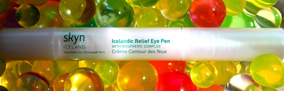 Skyn ICELAND Icelandic Relief Eye Pen Review: Open Your Eyes ...