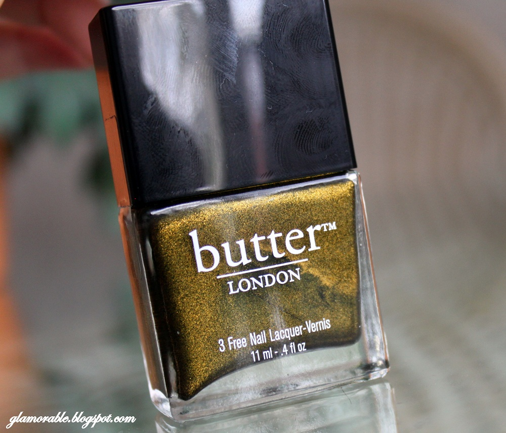 "Mani Monday: Butter London ""Wallis"" - Glamorable"