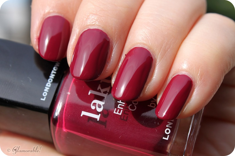 londontown lakur nail polish and kur nail treatments