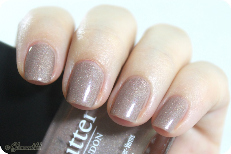 butter LONDON All Hail the Queen Swatches and Review - Glamorable