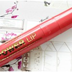 Milani Mango Tango Power Lip Lasting & Moisturiing Gloss Stain Review, Swatches, Pictures