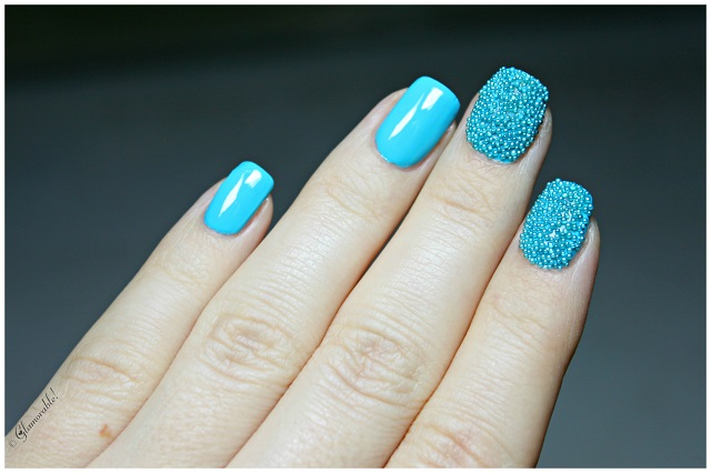 Rockstar Nails Nail Art Duo In Teal Review Swatches Pictures