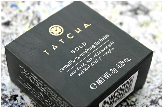Camellia Gold Spun Lip Balm by Tatcha #14