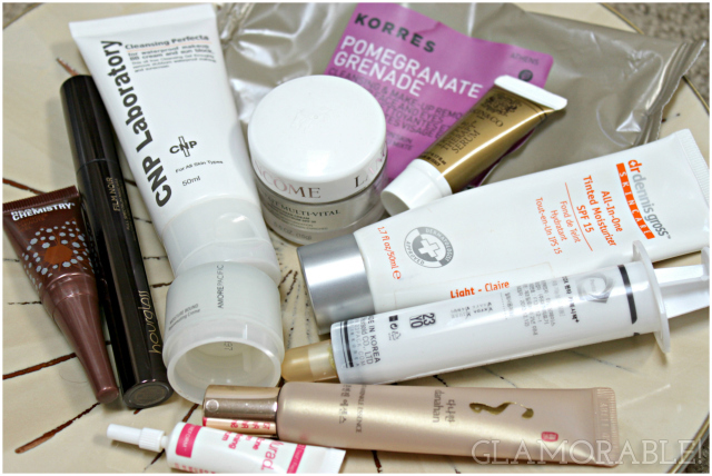 Empties: August 2014 | via @glamorable #empties #bbloggers #skincare #makeup
