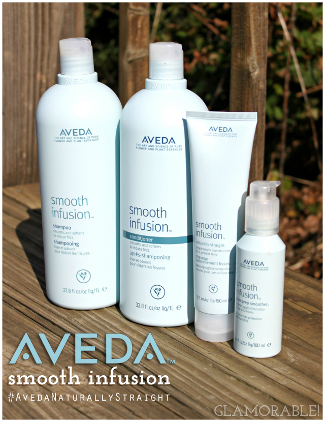 How To Use Aveda Naturally Straight