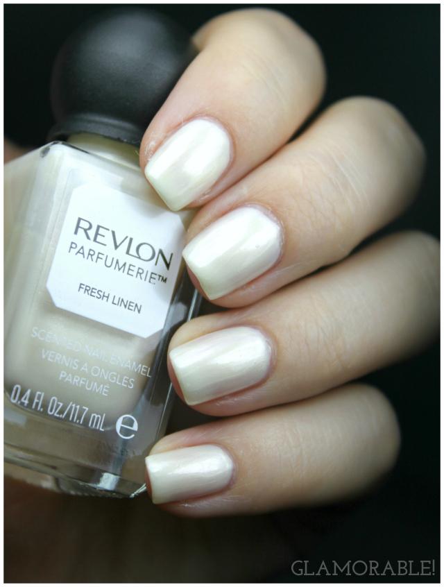 Revlon Parfumerie Scented Nail Polish Ginger Melon Fresh