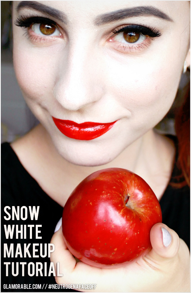 Snow White Halloween Makeup Tutorial: Simple To Re-create and Easy ...