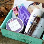 Beauty Box 5 November 2014 Review, Pictures: Gracefully Grounded