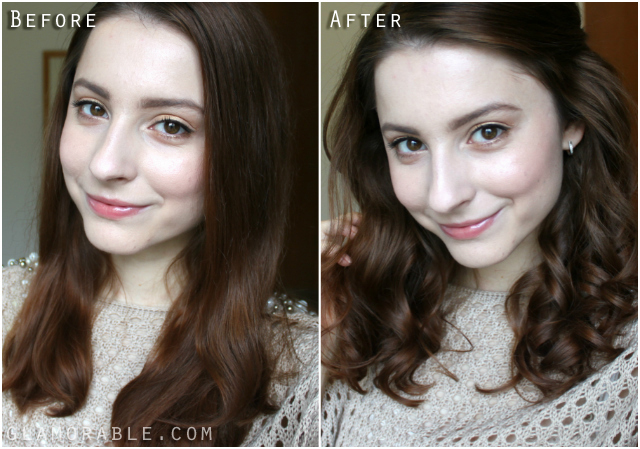 Every Day Is A Good Hair Day With Conair Curl Secret and 3Q Brushless Motor Dryer | via @glamorable #HeartMyHair #ad
