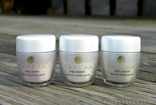Exfoliating Powders 101: Tatcha Rice Enzyme Powder >> http://ow.ly/Gje79 | via @glamorable