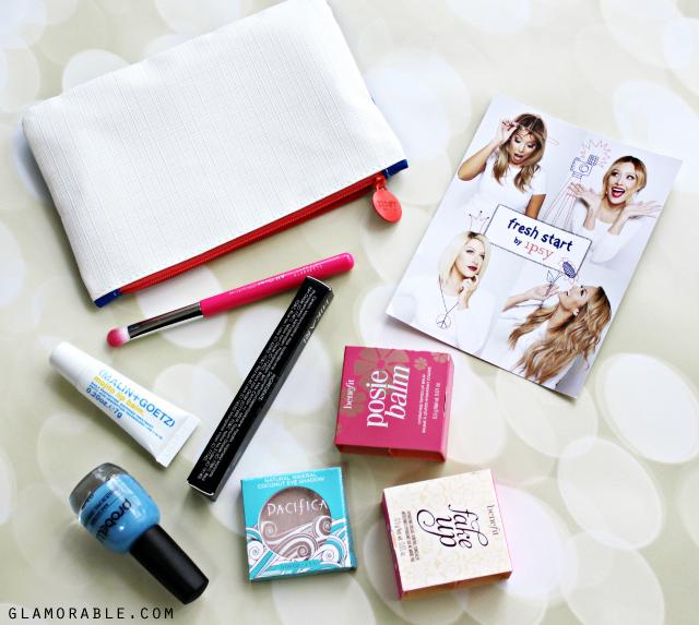 """Ipsy GlamBag January 2015 Unboxing & Review: """"Fresh Start"""" >> http://bit.ly/1yPcHQp   via @glamorable"""