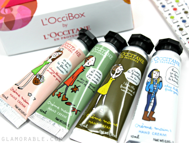 L'occiBox by L'occitane Unboxing & Review >> http://ow.ly/GYtH9 | via @glamorable