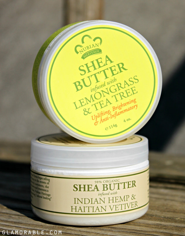 Nubian Heritage Shea Butter Review >> http://ow.ly/GM3kl   via @glamorable
