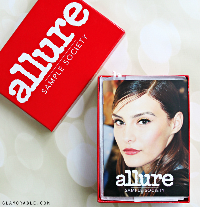 On the blog: Allure Sample Society January 2015 Unboxing & Review >> http://bit.ly/1zii0aj  | via @glamorable