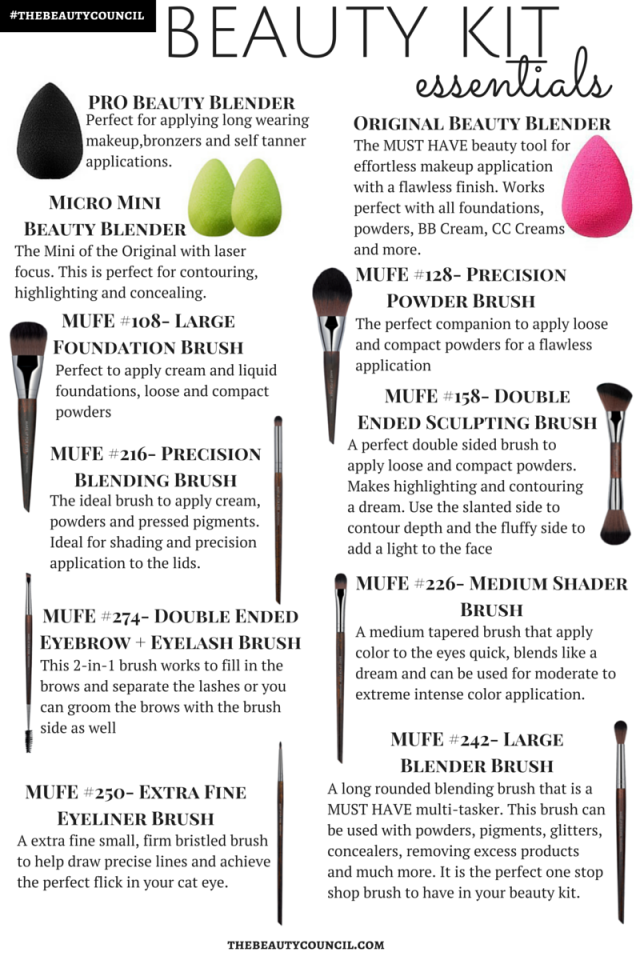 MUFE + Beauty Blender TBC Giveaway