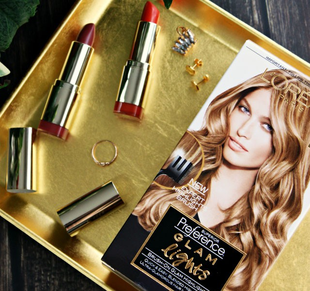 How To Highlight Your Hair At Home With Loreal Glam Lights