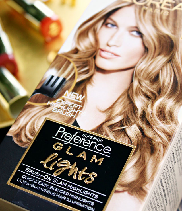 How To Highlight Your Hair At Home With L Oreal Glam Lights