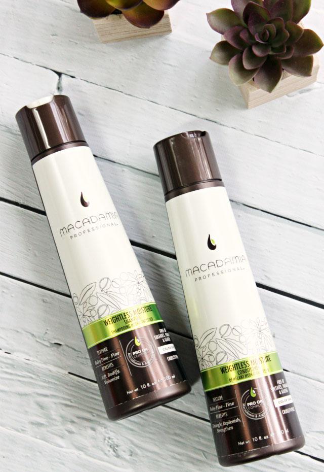 Macadamia Weightless Moisture Shampoo & Conditioner