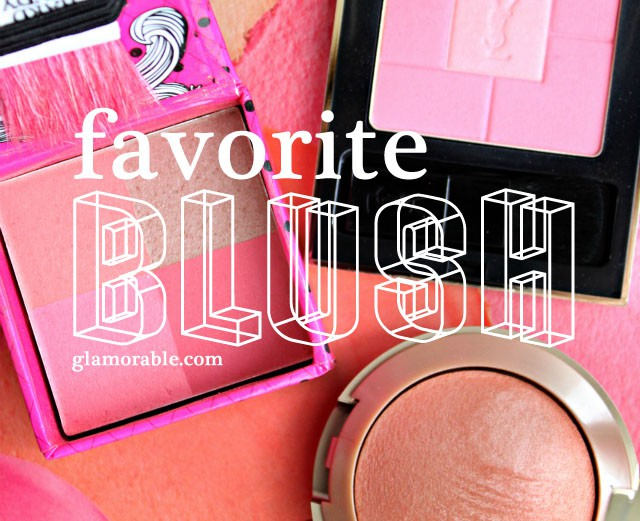 best drugstore blush, weekly favorites, ysl blush volupte, favorite, milani luminoso, hard candy fox in a box