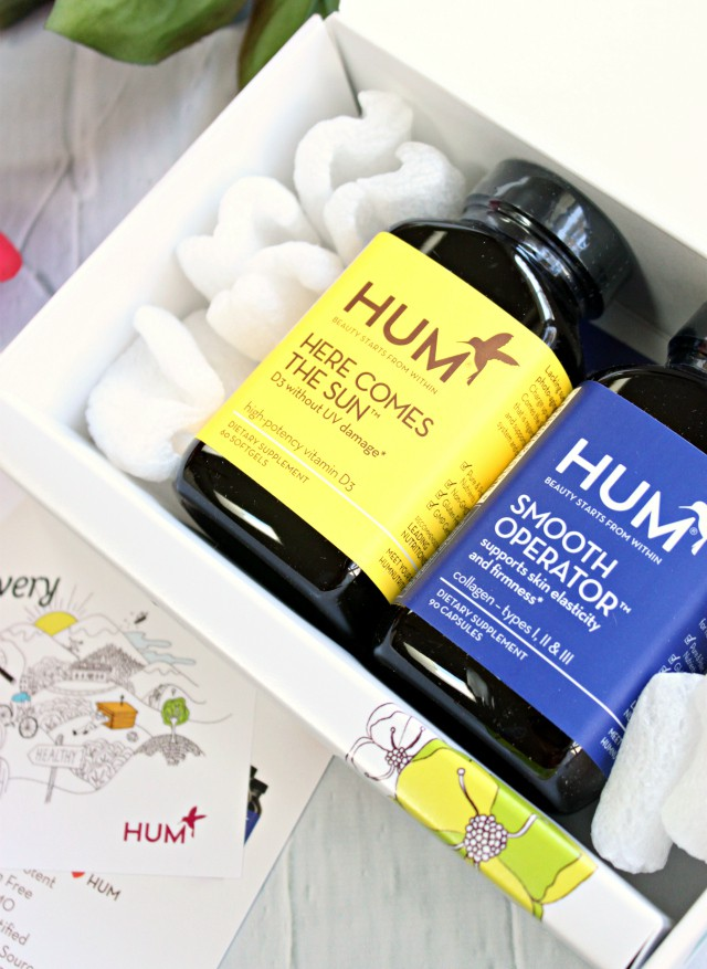 HUM Nutrition Smooth Operator & Here Comes The Sun Review + get extra $10 off using my friend referral code F910B. Click through to read more about these fantastic products >>  http://bit.ly/1J1TSiZ | via @glamorable