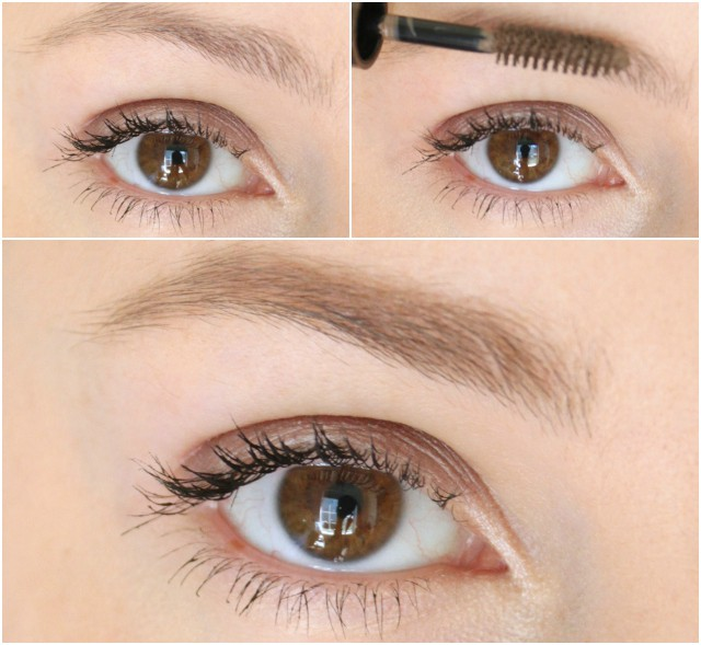 "Memebox I'm Eyebrow Mascara in ""01 Brownie"" Review & Swatches >>  http://bit.ly/1dXOJM5 
