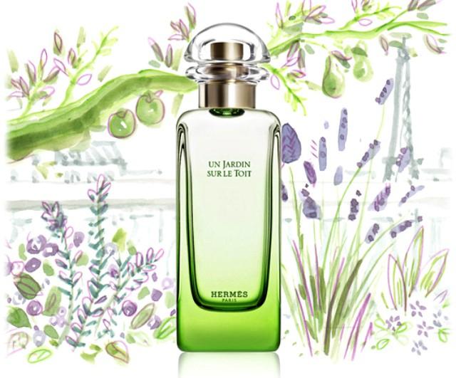 Scentbird Review - Hermes Un Jardin Sur Le Toit >> http://bit.ly/1EKLUDx   via @glamorable