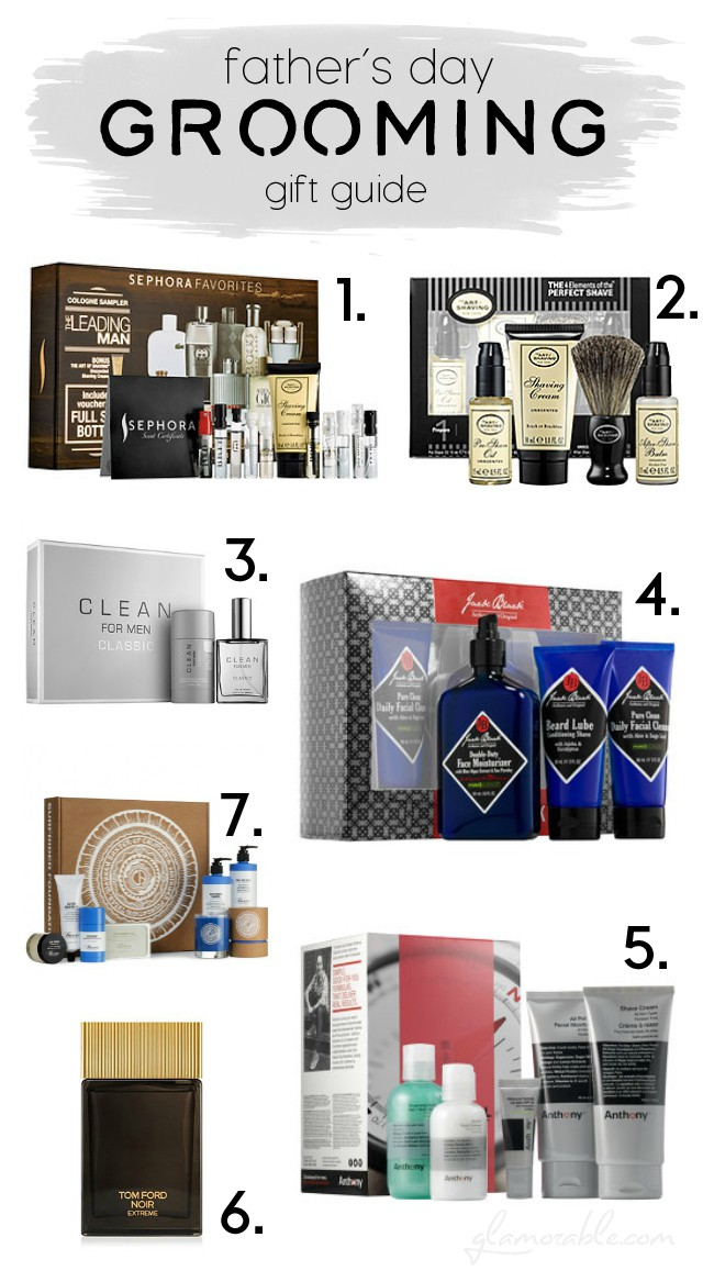 Father's Day Gift Guide for 2015: lifestyle and grooming essentials, men's subscription boxes and delicious food - this guide has them all! >> http://bit.ly/1Iwp366 | via @glamorable