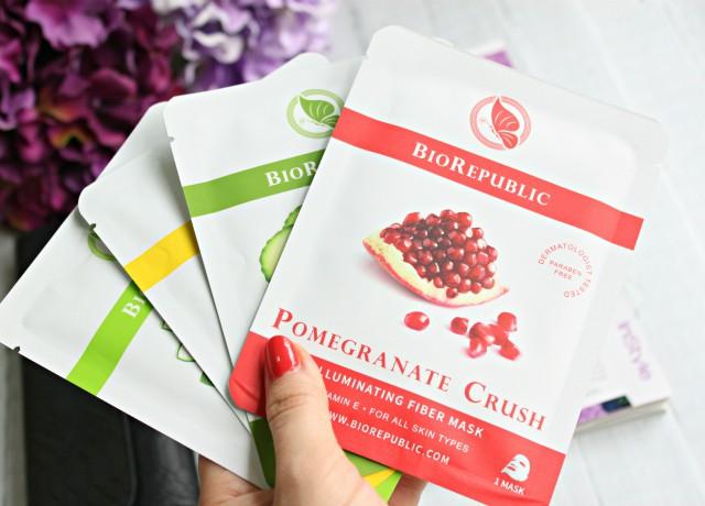 Biorepublic Skincare Sheet Mask Review >> http://bit.ly/1FU6rXU | via @glamorable