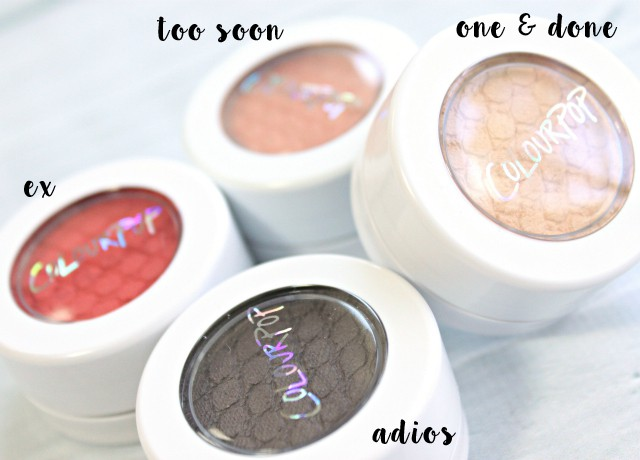 I already knew that my previous Colourpop purchase wouldn't be my last, and today on the blog I'm sharing thoughts and swatches of Limited Edition Rebound set, which included one duochrome and two matte eye shadows, as well as a beautiful matte pressed pigment, which I now use as a blush! >> http://bit.ly/1KVdKFh | via @glamorable