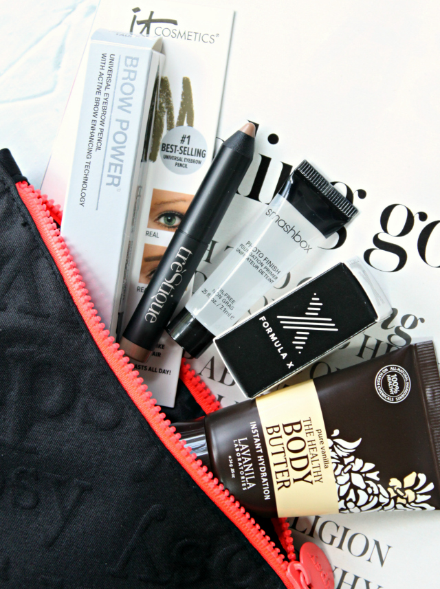 Swim Into Beauty with Ipsy June 2015 Glam Bag