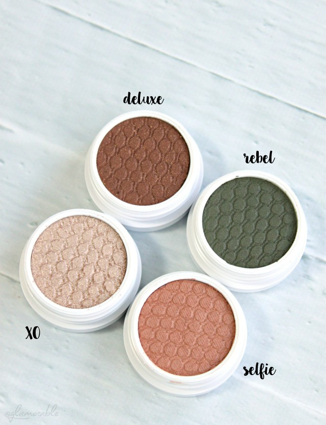 Today on the blog I posted review and swatches of Shaanxo x Colourpop set that includes Deluxe, XO, Rebel, and Selfie Super Shock Shadows. Find out why everyone is in love with this inexpensive makeup brand! >> http://bit.ly/1FPztKd | via @glamorable