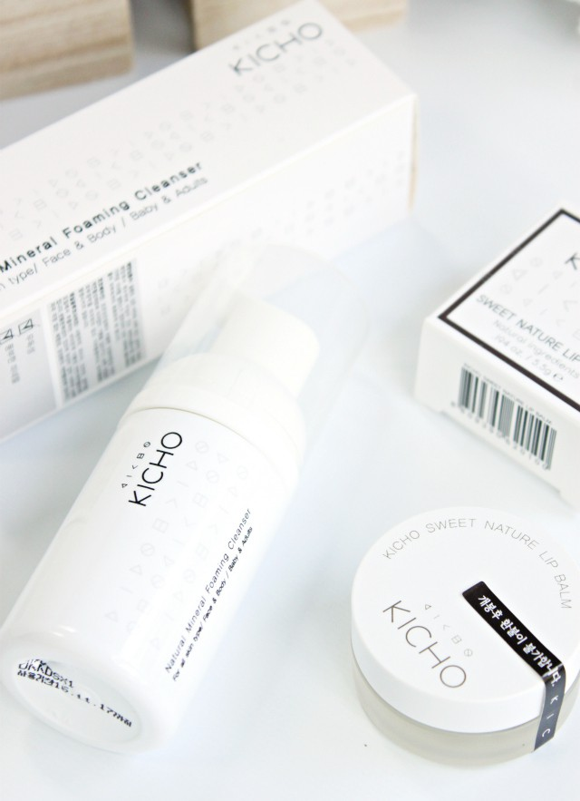 Kicho Skin Care Review: Foaming Cleanser & Lip Balm || Find out what makes these innovative Korean beauty products a must have for your skin care routine >> https://glamorable.com | via @glamorable