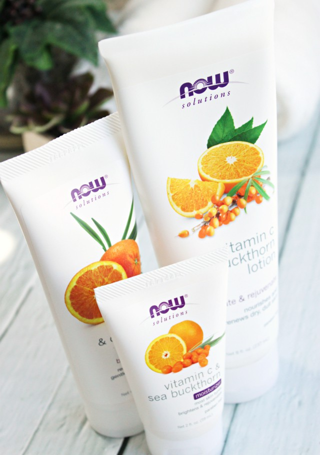Discover Vitamin C Skin Care from NOW Foods, and find out which product ended up joining the ranks of my summer must haves for combination skin >> https://glamorable.com | via @glamorable