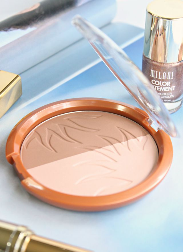Swatches and review of Milani Bronzer XL 04 Dolci from the latest Limited Edition Dolci Bronze Collection for Summer 2015. It's beautiful, you guys!!! Read more at: https://glamorable.com   via @glamorable