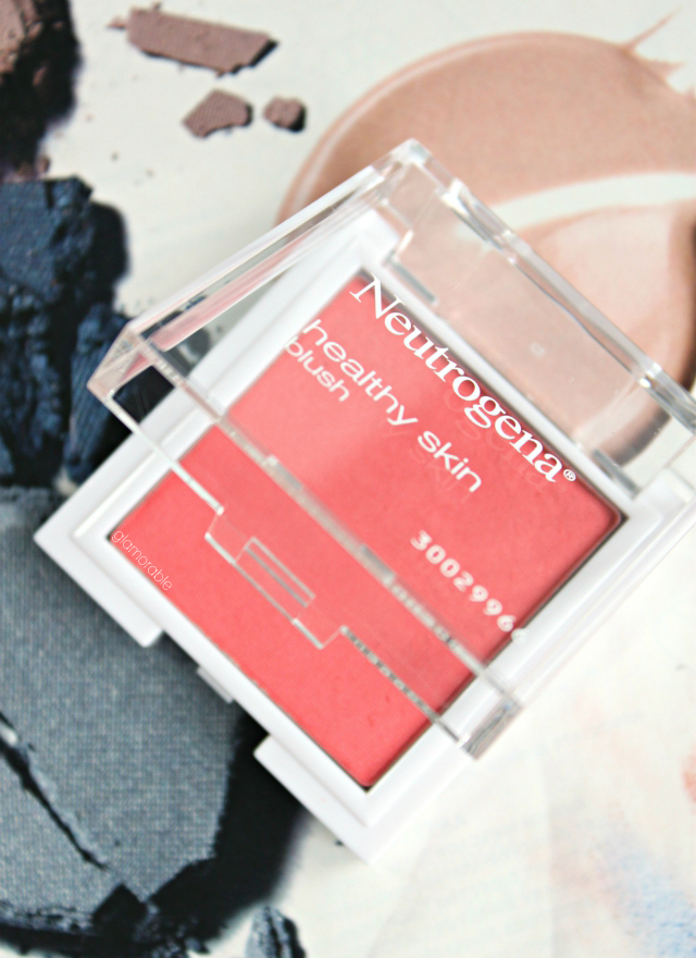 Review: Neutrogena Healthy Skin Blush in Flushed 30