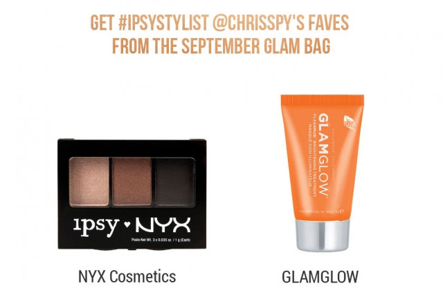 Spoilers for Ipsy September 2015 Glam Bag revealed! Check out the list of products that will appear in this month's Glam Bags. Read more: glamorable.com | via @glamorable