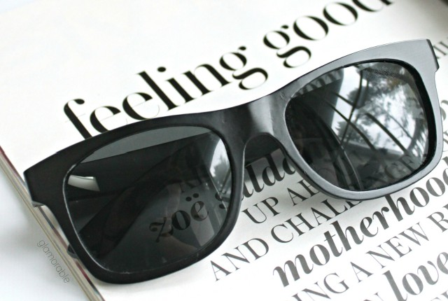 Check out Coal design from Westwood Sunglasses' Classic Collection and enter for a chance to win a pair of your own! Read more >> glamorable.com | via @glamorable