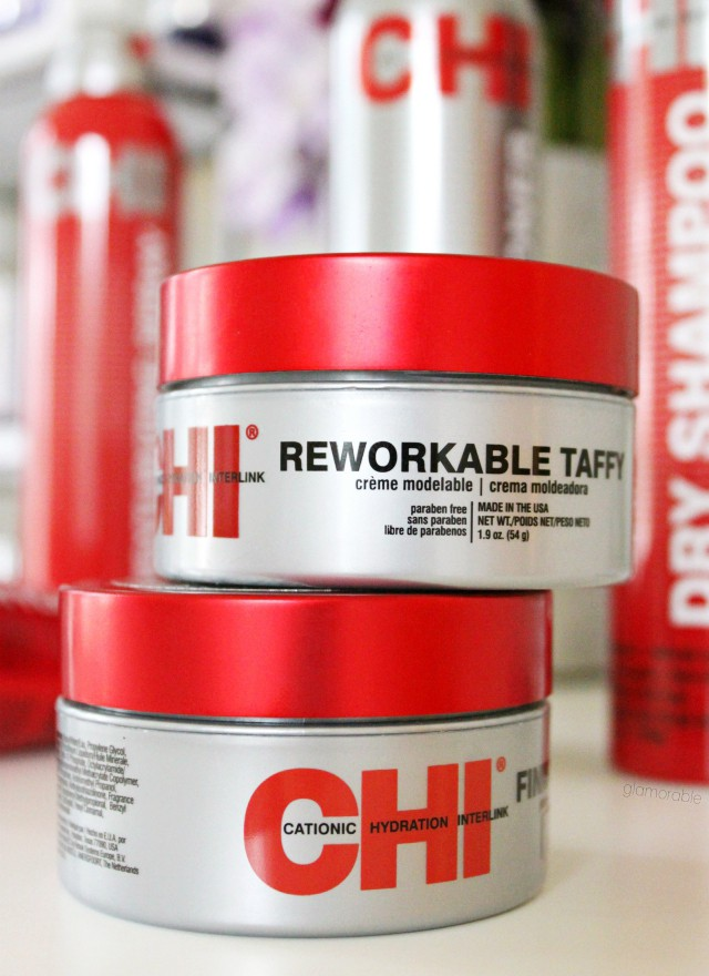 Find out how I style my second day hair with products from the new CHI line extension. Read more: glamorable.com | via @glamorable #CHIFallSleek #thebeautycouncil