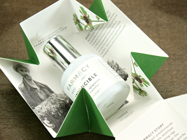 Farmacy Invincible Root Cell Anti-Aging Serum Review. Read more at >> www.glamorable.com | via @glamorable