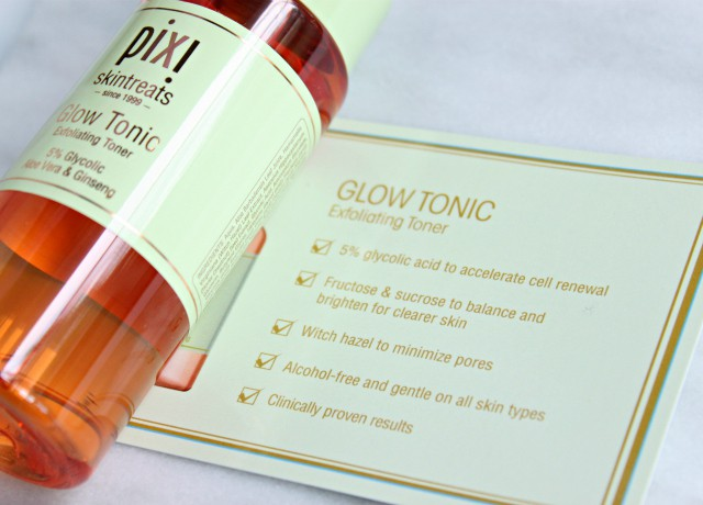 PIXI Glow Tonic Review. Is it really a dupe for Biologique Recherche Lotion P50? Read more at >> www.glamorable.com   via @glamorable