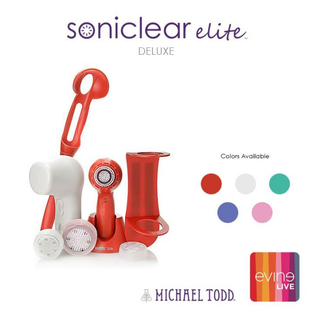 michael-todd-soniclear-elite-evine-deal
