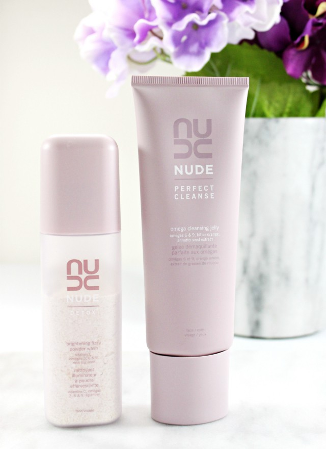 NUDE Skincare Perfect Cleanse Omega Cleansing Jelly Review and pH. Read more at >> www.glamorable.com | via @glamorable