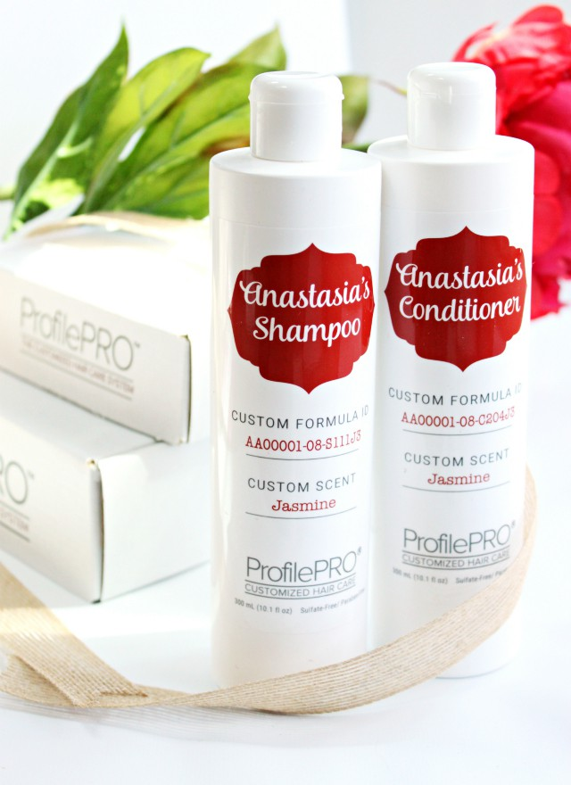 Profile PRO Review: How to Customize Haircare. Read more at >> www.glamorable.com | via @glamorable
