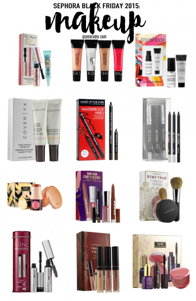 Sephora Black Friday $10 Beauty Deals