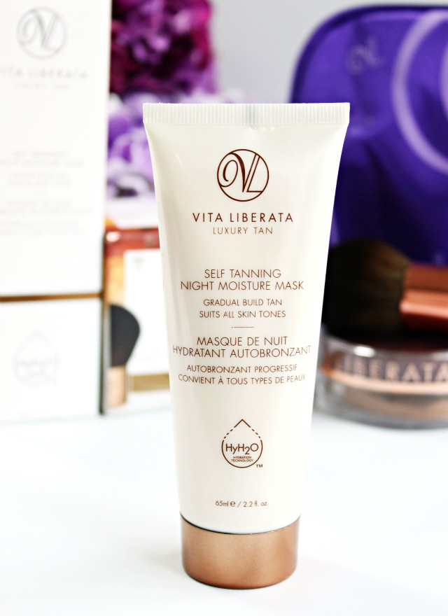 Check out these most unusual self-tanners for the Holiday season! Review & swatches of Vita Liberata Trystal Minerals Self-Tanning Bronzing Minerals and Vita Liberata Self Tanning Night Moisture Mask. Read more at >> www.glamorable.com | via @glamorable