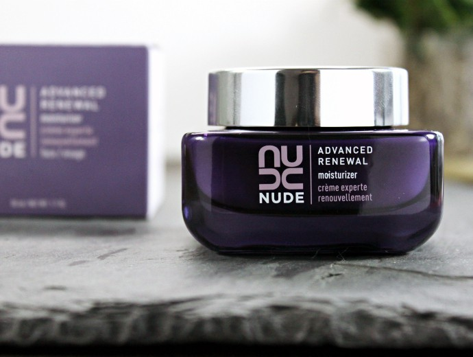 NUDE Advanced Renewal Moisturizer