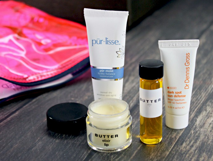 Travel Beauty Essentials - Butter Elixir Review