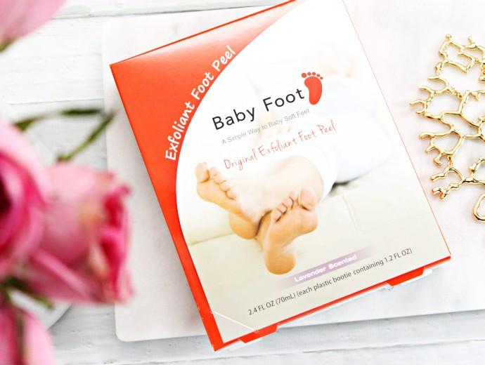 Baby Foot #BabbleBoxx