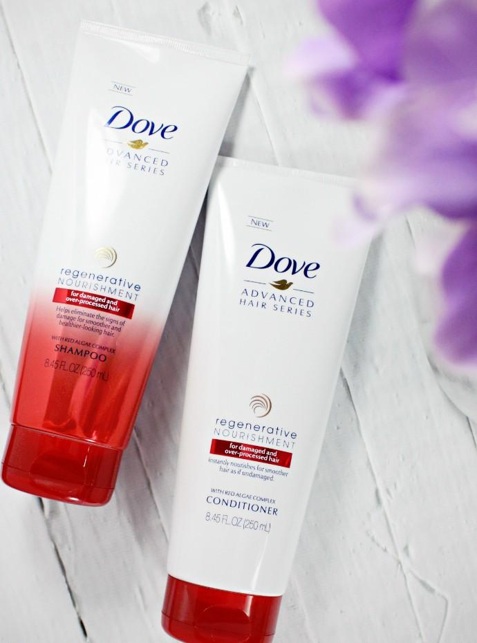 Dove Hair Regenerative Nourishment Collection