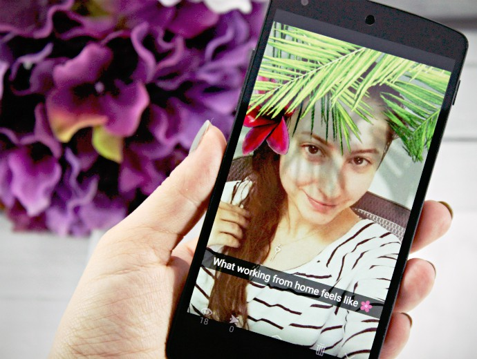 How to Snapchat Like a Boss (for Bloggers)